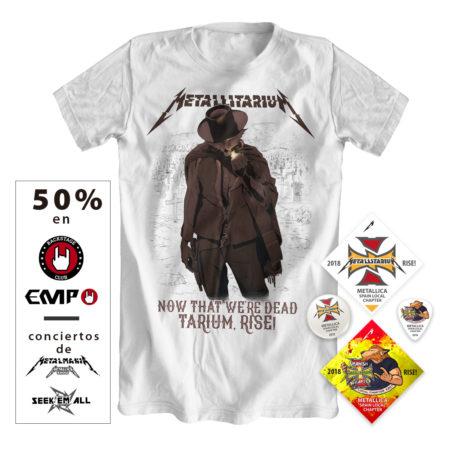 Pack Membresia Metallitarium 2018 Hombre