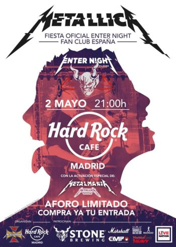 Fiesta Hard Rock Madrid